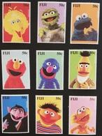 Fiji  2000 Sesame Street - Fiji (1970-...)