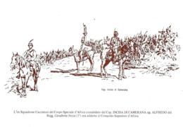 [DC7820] CPA - NIZZA CAVALLERIA - ED. 1987 N.300 - Non Viaggiata - Old Postcard - Regiments