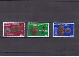 Trinidad Y Tobago Nº 421 Al 423 - Trinidad Y Tobago (1962-...)