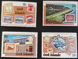 Cook Islands  1974 Cent. Of U.P.U - Cook