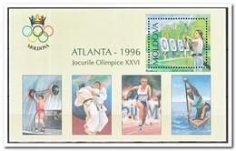 Moldavië 1996, Postfris MNH, Olympic Games - Moldavië