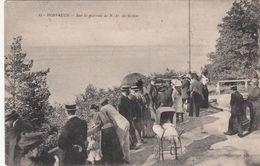 Cp , 14 , HONFLEUR , Sur Le Plateau De N.-D. De Grâce - Honfleur