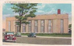 North Carolina High Point Post Office