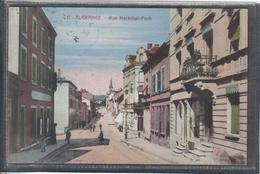 Carte Postale 57. Algrange  Rue Maréchal Foch Très Beau Plan - Frankreich
