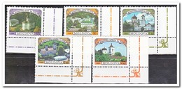 Moldavië 1996, Postfris MNH, Castles - Moldavië