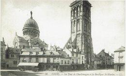 CPA - France - (37) Indre Et Loire - Tours - La Tour De Charlemagne Et La Basilique St-Martin - Tours