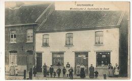 Oosterzeele Windehouter J. Cackebeke  De Smet Envoi à Outarville Loiret - Oosterzele