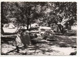 """ CERET - Le Camping ""  Automobiles , Caravanes , Tentes - Ceret"