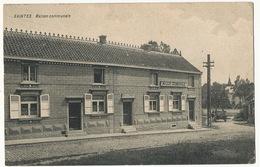 Saintes Tubize Maison Communale Edit Dubuquoit Vers Louvain - Tubize