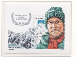 Poland 1988 Seoul Olympic  Games Souvenir Sheet  MNH/** (M17) - Sommer 1988: Seoul