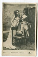 Carte Fantaisie : NAPOLEON  Et JOSEPHINE    A   VOIR !!! - Politicians & Soldiers