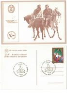 ZN21  TEANO 1996 - 136° Anniversario Dello Storico Incontro - Geschichte