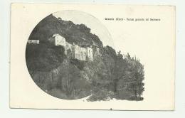 GRECCIO ( RIETI ) VEDUTA GENERALE DEL SANTUARIO -  VIAGGIATA  FP - Rieti