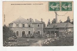 MONTAUBAN DE BRETAGNE - LA FROMAGERIE - 35 - France