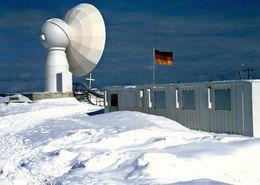 1 AK Antarctica * GARS O'Higgins (German Antarctic Receiving Station) - Deutsche Forschungsstation In Der Antarktis - Postcards