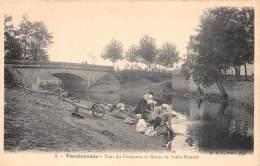 58 - NIEVRE / Vandenesse - 586207 - Pont Du Fourneau - Francia
