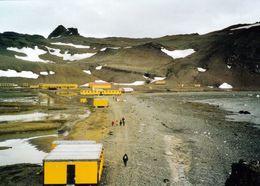 1 AK Antarctica Antarktis * Die Polnische Arctowski-Station Auf Der Insel King George - Zu Den South Shetland Islands * - Postcards