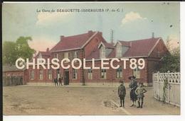 Carte Postale :  Bergerac - La Gare De Berguette - Isbergues - Isbergues