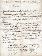 Sept. 1792 - ARMEE De LUCKNER  - Réquisition Aux GARDES NATIONALES De Paris Et Des Départements Voisins - Historical Documents