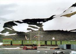 1 AK Antarctica Antarktis * Base Comandante Ferraz (Brasilianische Forschungsstation) Auf Der Insel King George * - Ansichtskarten