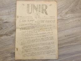 Rare Journal En Français Du Stalag XIB 1941 16 Pages - 1939-45