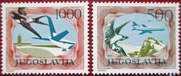 Yugoslavia   1985    1 V   MNH - Vögel