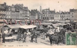 62 - Calais - Le Marché - Calais