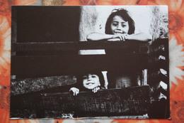 Nicaragua Libre - Children - Little Girl / Old Postcard - Nicaragua