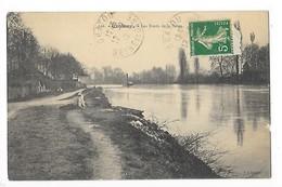 CROISSY  (cpa 78)  Les Bords De La Seine   - L 1 - Croissy-sur-Seine