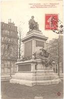 Dépt 75 - PARIS (17è Arr.) - Monument D'Alexandre Dumas Père - Place Malesherbes - TOUT PARIS N° 1507 - FF Fleury - District 17