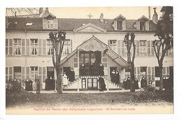 St GERMAIN En LAYE  (cpa 78)  Pavillon Du Perron Des Religieuses Augustines- L 1 - St. Germain En Laye