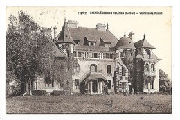 St LEGER En YVELINES  (cpa 78)  Château Du Planet  - L 1 - St. Leger En Yvelines