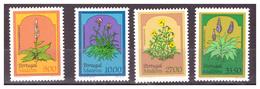 MADERA - 1982 - FLORA LOCALE. SECONDA SERIE. SERIE COMPLETA. MNH** - Madeira