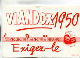 BUVARD(VIANDOX) - Buvards, Protège-cahiers Illustrés