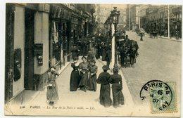 75 - 2è - PARIS - La Rue De La Paix à Midi. - Arrondissement: 02