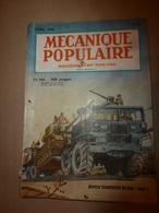 1948 Berdeen; De L'argent Dans Le Miel; Les Maisons De Boue ; Les DIABLES à Deux Roues; Etc - Sciences & Technique