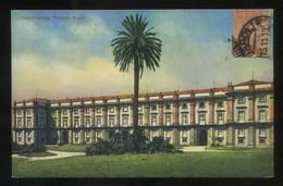 Italia. Lazio. Capodimonte. *Palazzo Reale* Ed. Ragozino. Circulada 1919. - Italia