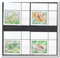 Moldavië 1997, Postfris MNH, Flora, Fauna - Moldavië