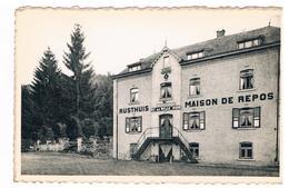 CPA : GRUPONT -  Maison De Repos De La Gendarmerie Belge -  Rusthuis Van De Rijkswacht - Other