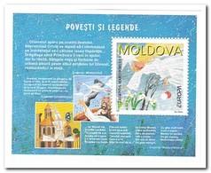 Moldavië 1997, Postfris MNH, Myths And Legends - Moldavië