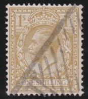 England  .     Yvert   .     152     .   Simple  GVR    .       O       .       Cancelled .   /    .   Gebruikt - 1902-1951 (Koningen)