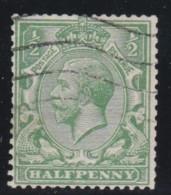 England  .     Yvert   .     159a  Wm Sideways       .       O       .       Cancelled .   /    .   Gebruikt - 1902-1951 (Koningen)