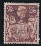 England  .     Yvert   .    224       .       O       .       Cancelled .   /    .   Gebruikt - 1902-1951 (Koningen)