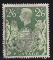 England  .     Yvert   .    233     .       O       .       Cancelled .   /    .   Gebruikt - 1902-1951 (Koningen)