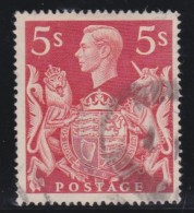 England  .     Yvert   .    225    .       O       .       Cancelled .   /    .   Gebruikt - 1902-1951 (Koningen)