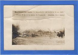 52 HAUTE MARNE - BOURBONNE LES BAINS Le Zeppelin, Carte Photo - Bourbonne Les Bains