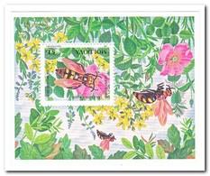 Moldavië 1997, Postfris MNH, Flora, Fauna, Bees - Moldavië