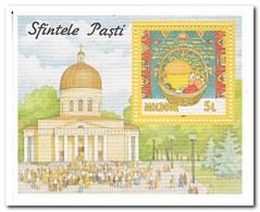 Moldavië 1997, Postfris MNH, Easter - Moldavië