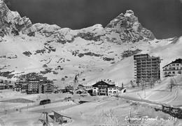 Cartolina Cervinia Breuil Panorama 1961 - Unclassified