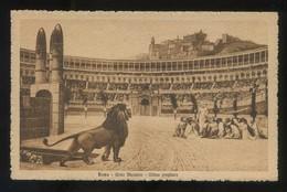 Italia. Lazio. Roma. *Circo Massimo - Ultima Pregiera* Ed. E.V.R. Nº 9565. Nueva. - Coliseo